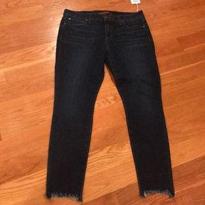 Joe's Jeans sz 31 The Icon mid rise skinny NWT